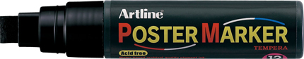 Artline Poster Marker 12mm