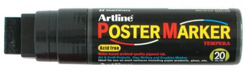 Artline Poster Marker 20mm
