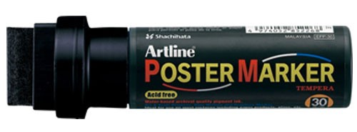 Artline Poster Marker 30mm