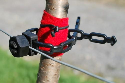 Fæstnere med kædebånd