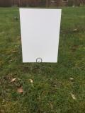 Skilteholder på spyd1