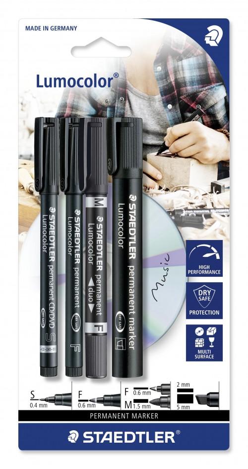Lumocolor blisterpakke