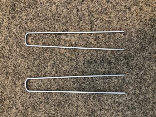 Metal U-spyd
